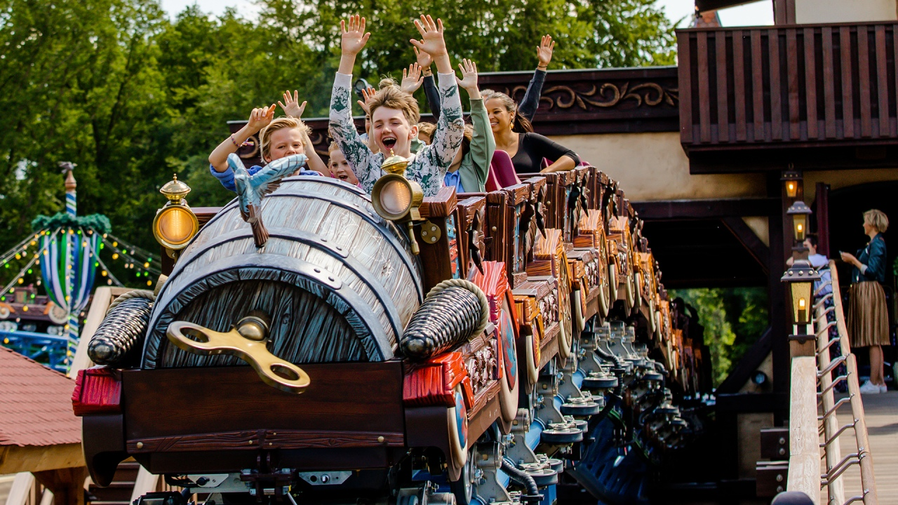 Dutch delight as theme park plans happy ever afterCovid