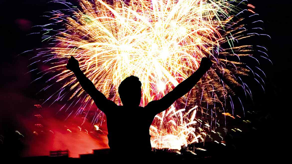 Happier New Year to you all – let's start planningnow