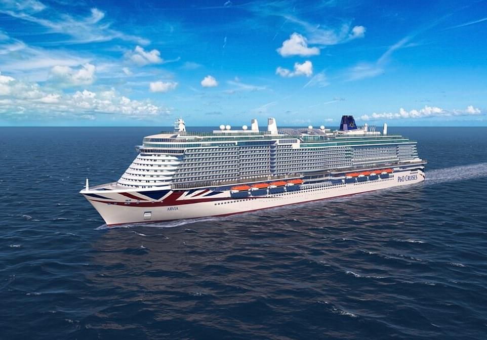 P&O supership Arvia unveils maiden Caribbeancruises