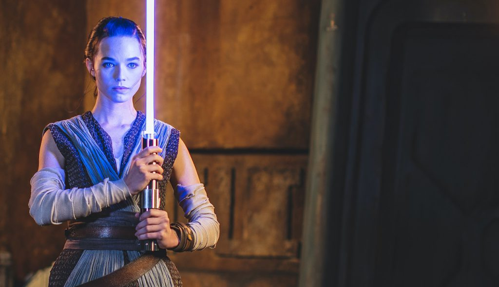 New hi-tech lightsabers to debut at Star Wars Galactic Starcruiserhotel