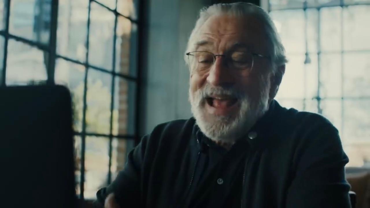 Robert De Niro drops F-bomb in hilarious new Swiss tourismad