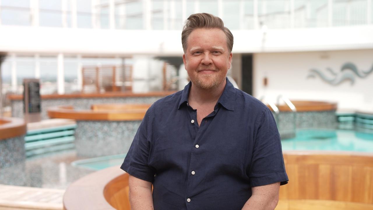 Saturday Kitchen star launches new cruise app as ships set sailagain