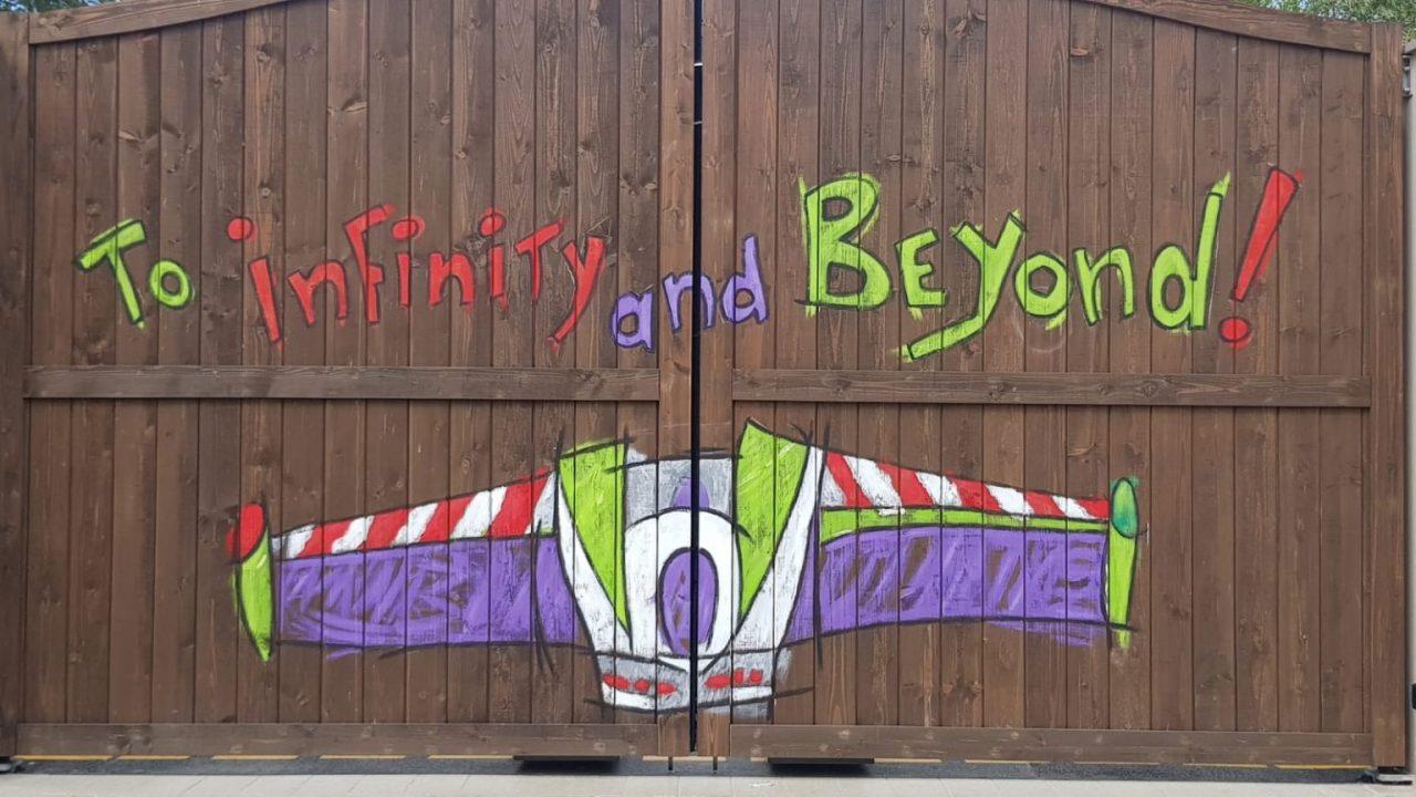 Disneyland Paris launches  Worlds of Pixarland
