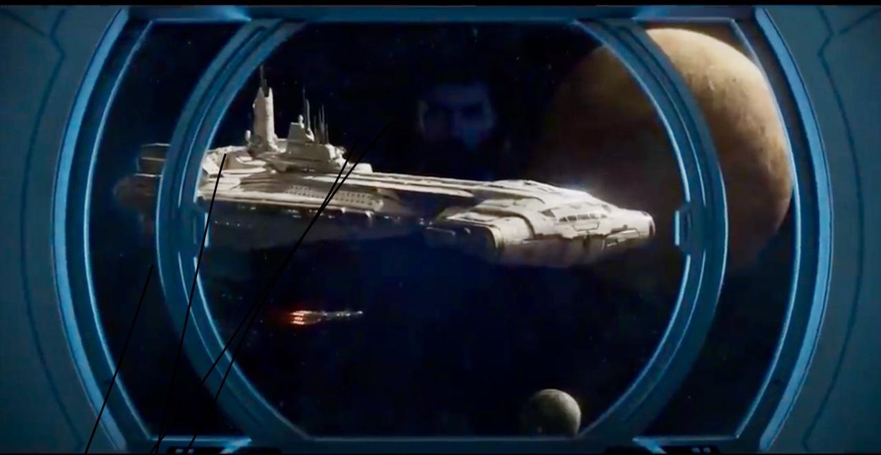 Star Wars Galactic Starcruiser hotel: watch first TVad