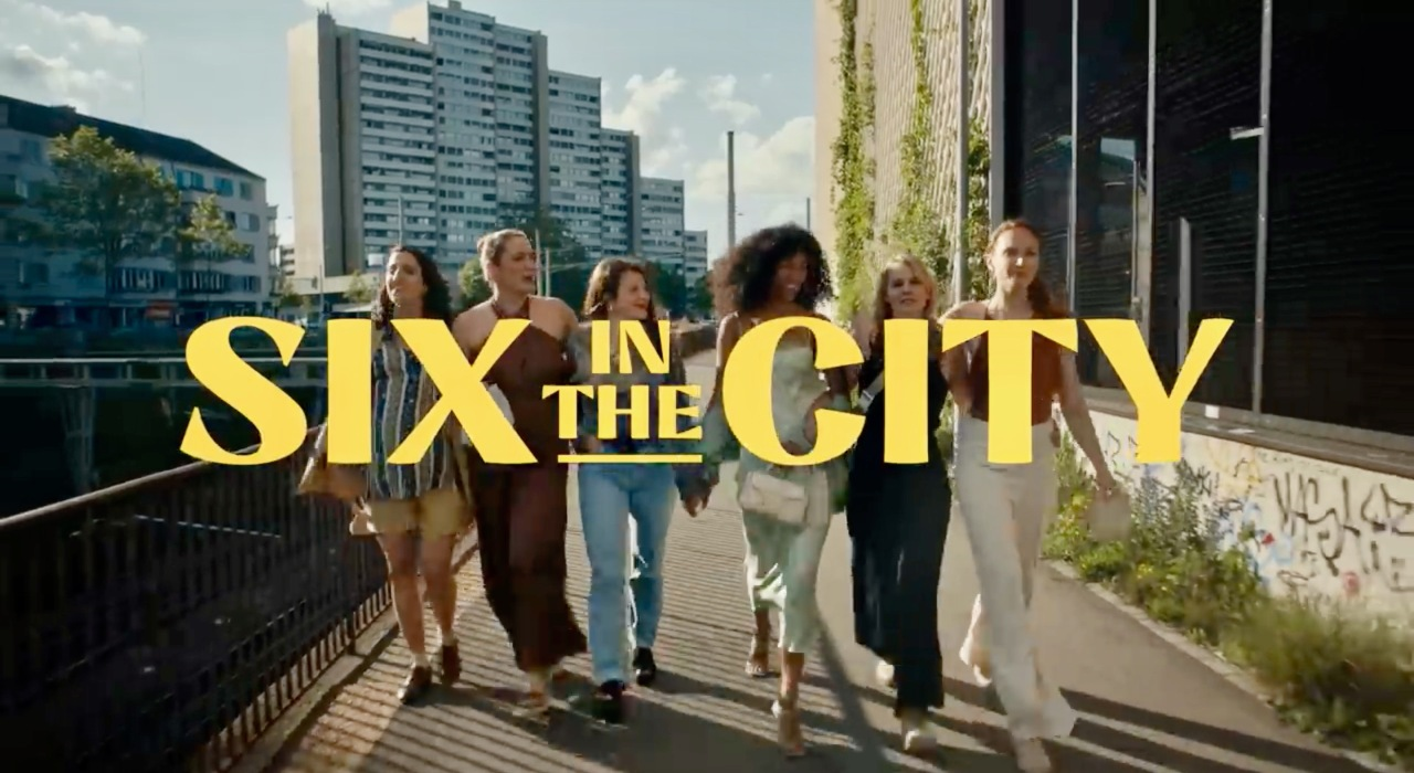 Watch Sex and the City spoof trailer for girls-only breaks inSwitzerland