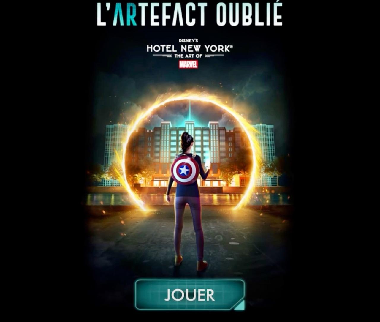 Disneyland Paris launches Marvel AR game app forguests