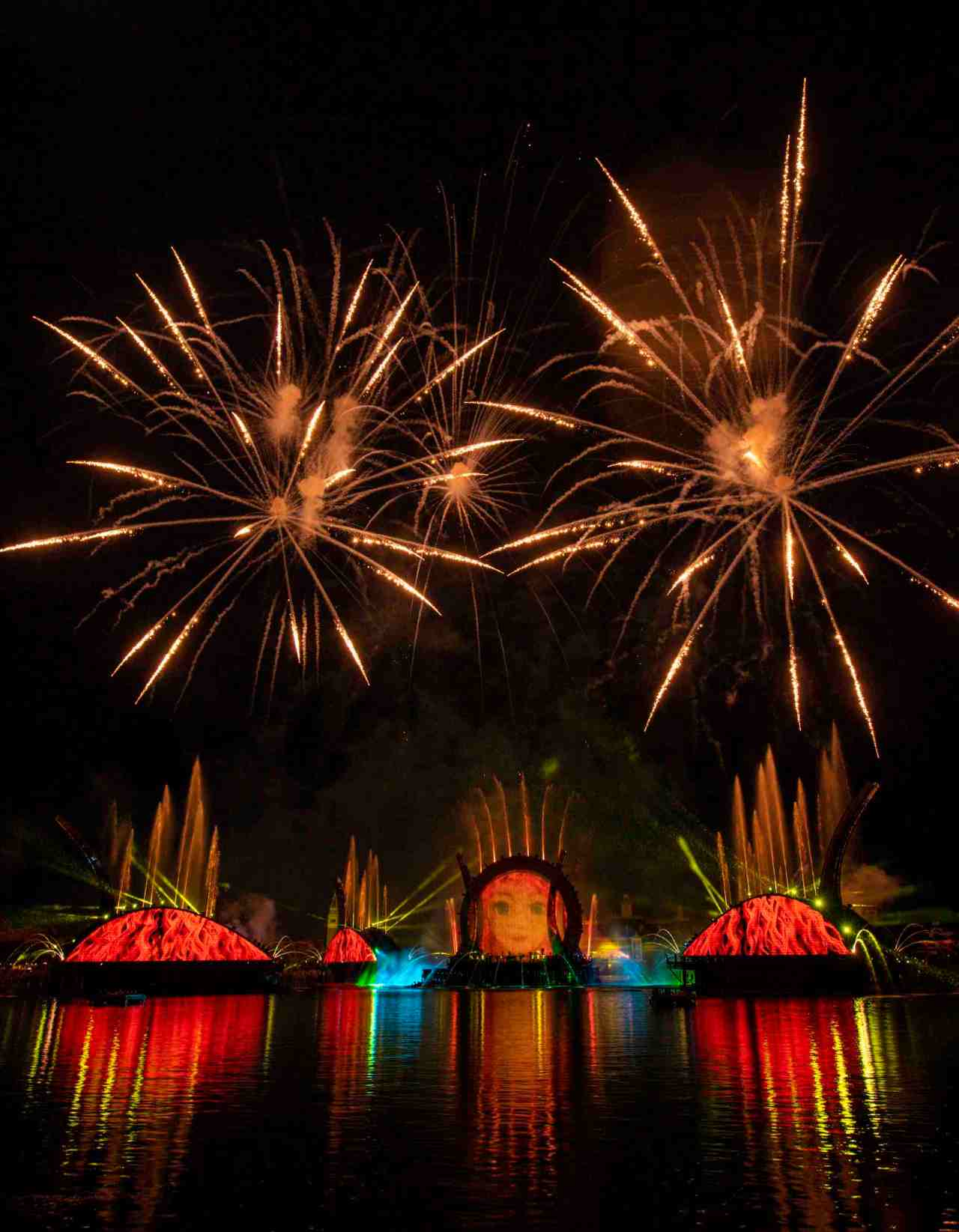 Walt Disney World  marks 50th birthday with host of newattractions