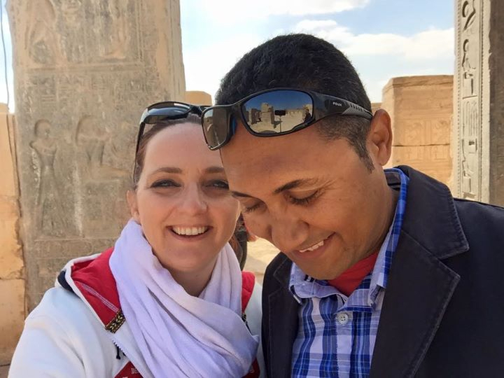 How holiday romance on the Nile changed tour guide's lifeforever