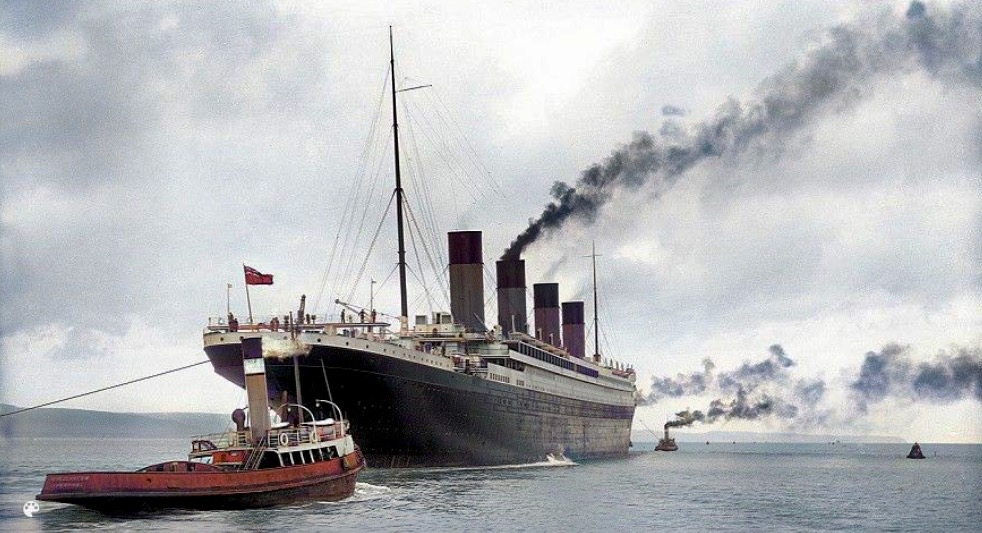 The last meal on the Titanic is back – what's on themenu?